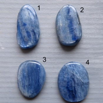 Kyanite miniplate, set A