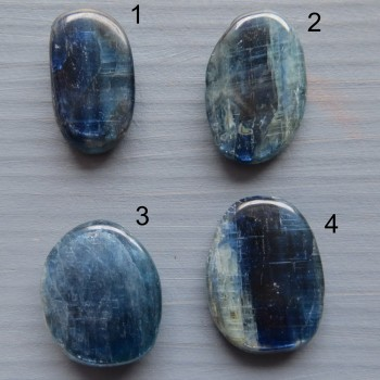 Kyanite miniplate darker, set C