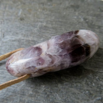 Drilled amethyst, Bochovice no