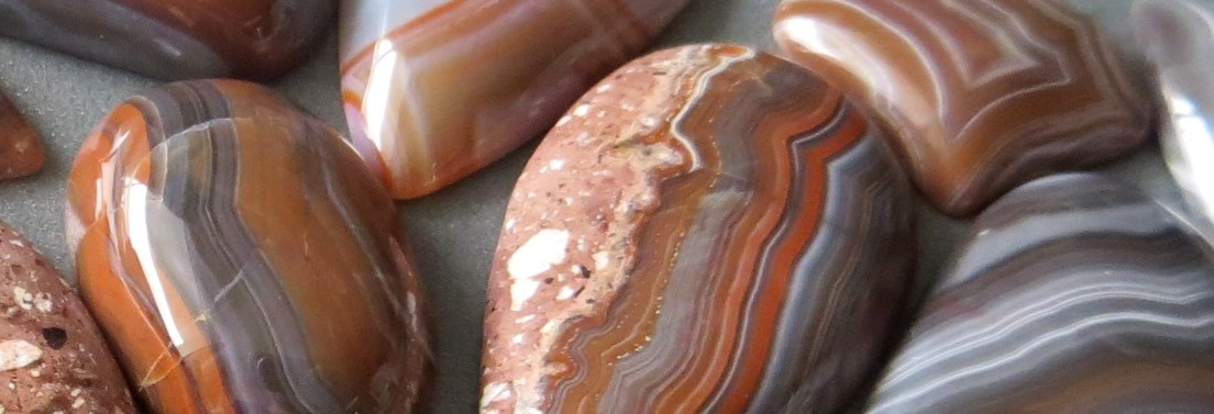 Agate from Poland